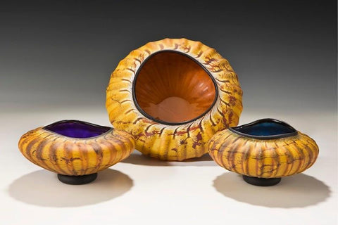 Primitive Bowls - Glass