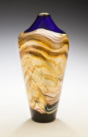 Amethyst Closed Urn