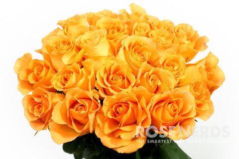 what is the meaning of orange roses