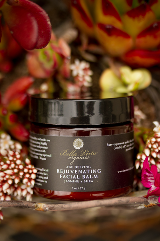 Rejuvenating Facial Balm With Jasmine & Shea