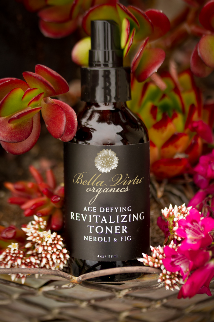 Revitalizing Toner With Neroli & Fig