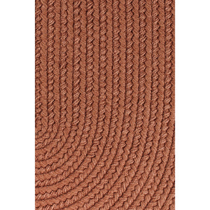 Maui Braided Rug in Almond