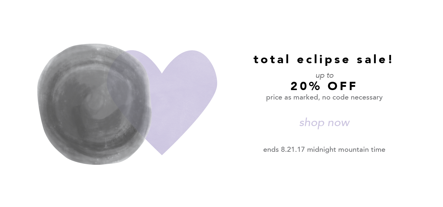 Total Eclipse Sale!