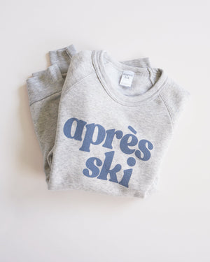 Après Ski Fleece womens August Ink