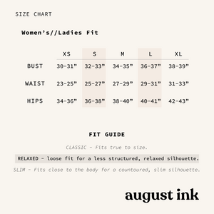 Vote Women's Tee womens August Ink