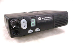 Motorola CM200 VHF 45w Mobile Radio w/New Accessories
