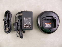 New Motorola PMLN5398A PMLN5228A Rapid Charger Kit CP185