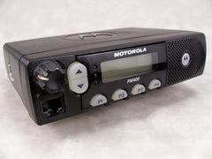 Motorola PM400 VHF 64ch 45w LTR Mobile Radio w/New Accessories