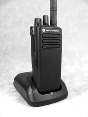 MINT Motorola XPR7350 UHF MOTOTRBO Portable Radio w/New Accessories