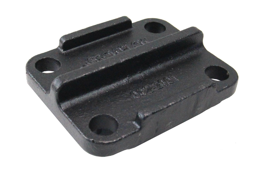 #8 CLAMP PLATE 4x4