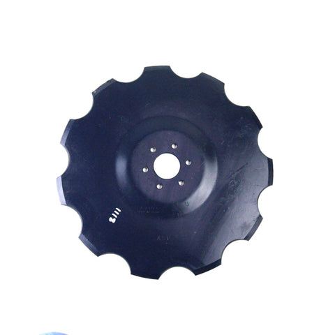 "DISC 15"" 11 NOTCH"