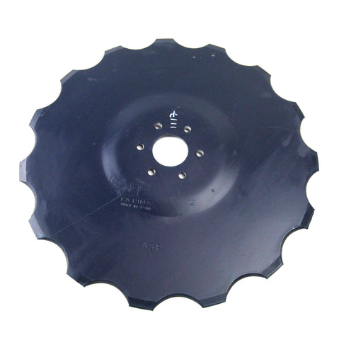 "DISC 15"" 15 NOTCH"