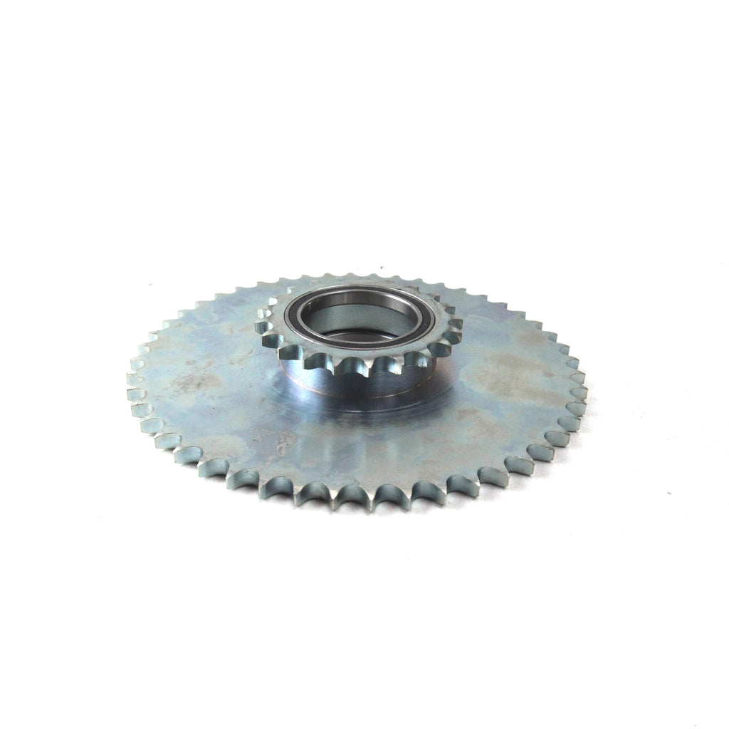 SPROCKET ASSEMBLY 08B 21T 46T 50mmSHAFT