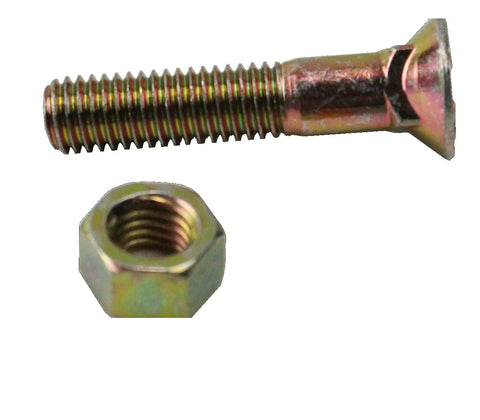 "BOLT PLOUGH 1/2"" x 2.1/2"" UNC G8 PASSIVATED"