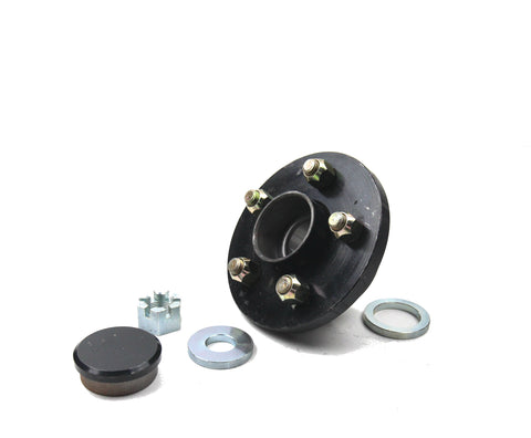 UNI-HUB 7 COULTER HUB (Hub, Collar, Dust Cap, Washer, Nut, Seal Ring)