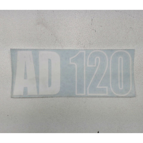 DECAL AD120