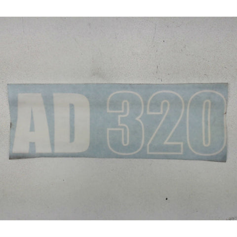 DECAL AD320