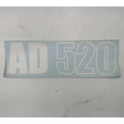 DECAL AD520