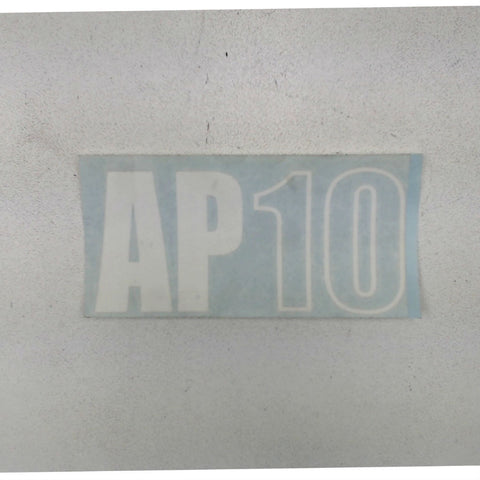 DECAL AP10