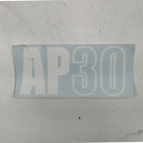 DECAL AP30