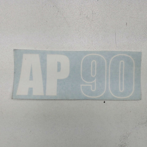 DECAL AP90