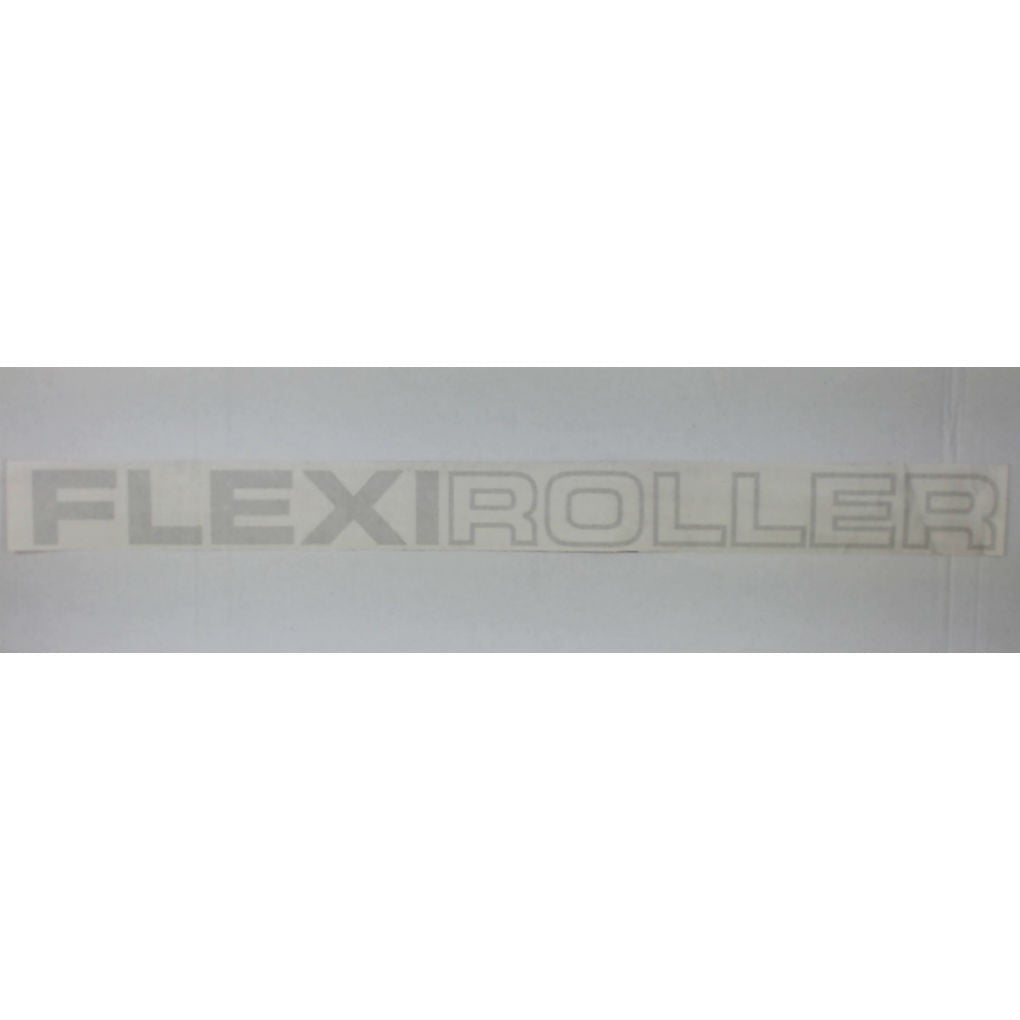 DECAL FLEXIROLLER 915x72