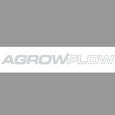 DECAL AGROWPLOW 932x99