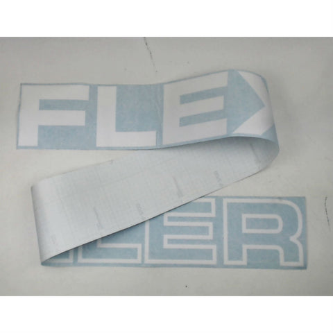 DECAL FLEXIROLLER MK2HD