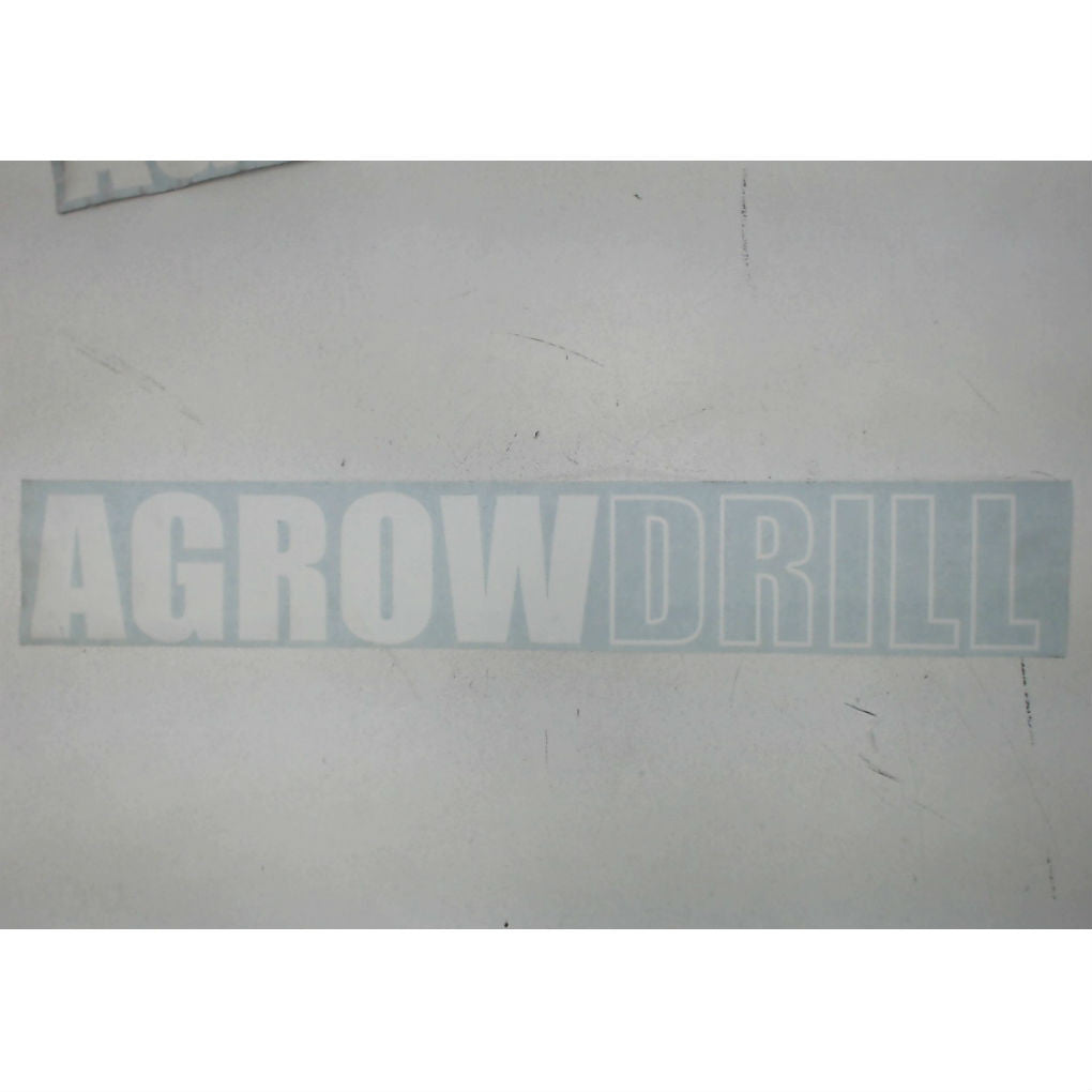 DECAL AGROWDRILL ORIGINAL