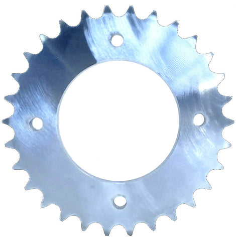 SPROCKET PLATE 08B 30T MACHINED CLUTCH