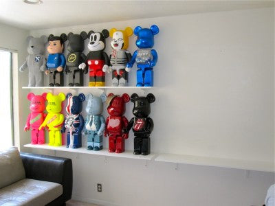 1000% BE@RBRICK WALL OF FAME… FINALLY! *SIGH*