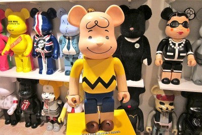 Charlie Brown 1000% Be@rbrick