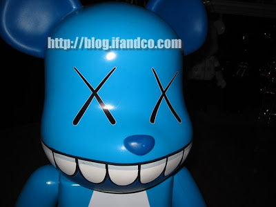I SNIPED YOU ON EBAY! KAWS CHOMPER 1000% BE@RBRICK