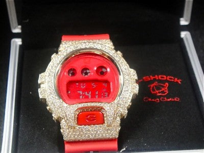 MAYOR X PLAY CLOTHS X IF & CO. G-SHOCKTIME IS MONEY….