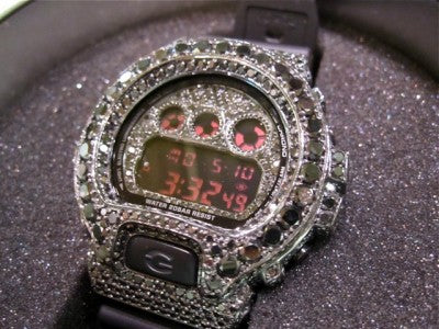 The Weekend Wrap…. the NEW G-SHOCK KING!