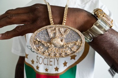 NEW FLY SOCIETY CHAIN