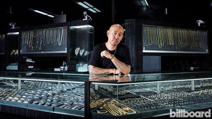KANYE WEST'S JEWELRY / FEATURING BEN BALLER