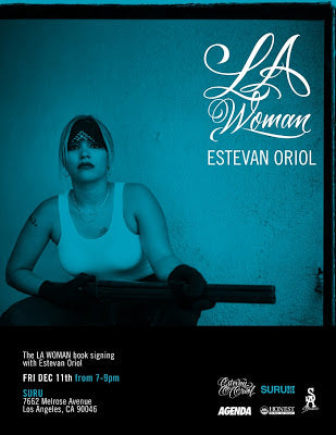 ESTEVAN ORIOL @ SURU THIS FRIDAY…