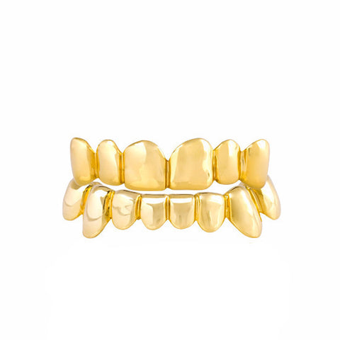 Gold Grills Ifandco