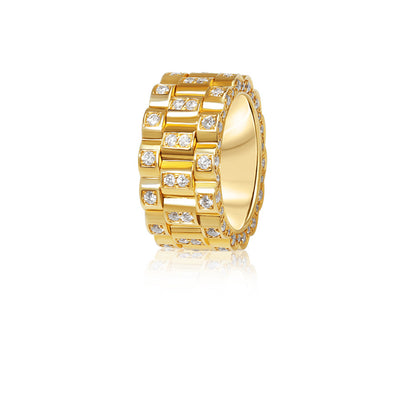Presidential Eternity Ring