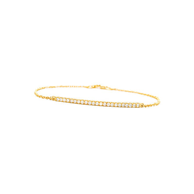 Elle Diamond Bracelet - Bracelets - IF & Co.