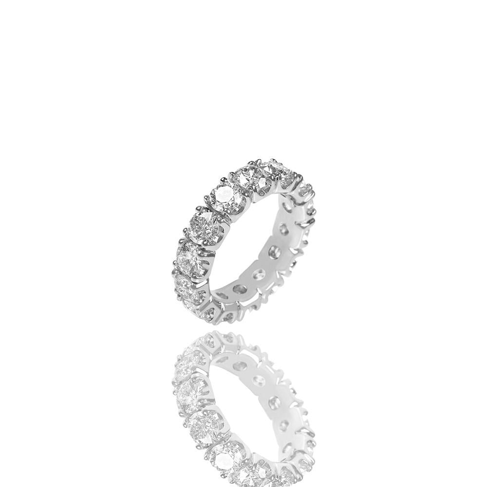 Yves Eternity Ring - Rings - IF & Co.