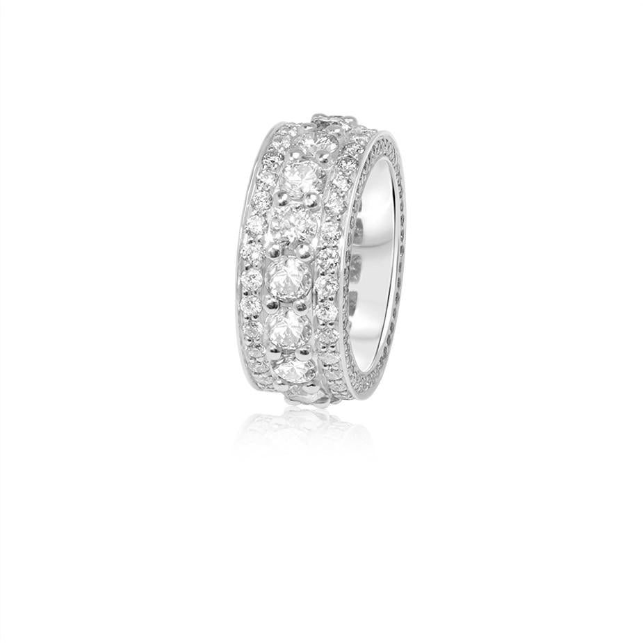 Renzo Eternity Ring - Rings - IF & Co.