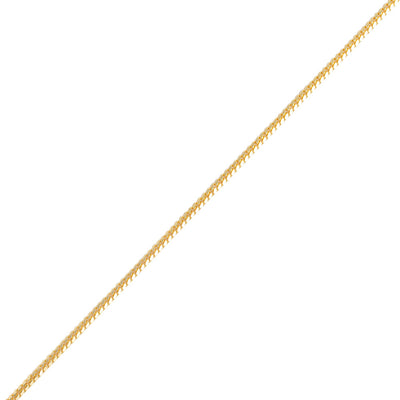Gold Cuban Link Chain (3.2mm) - Chains - IF & Co.