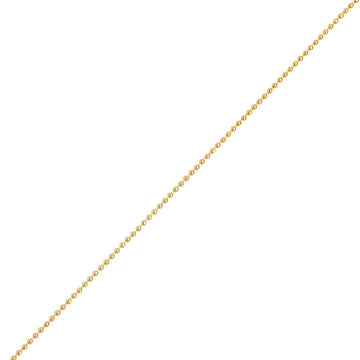 Gold Ball Chain (1.8mm) - Chains - IF & Co. Custom Jewelry