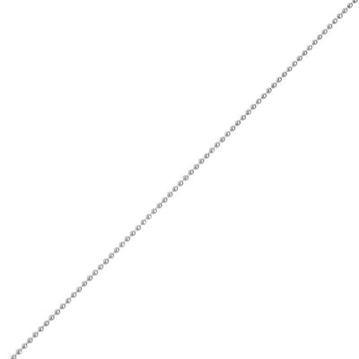 Silver Micro Ball Chain - Chains - IF & Co.