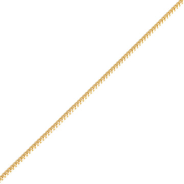 Gold Cuban Link Chain (4.0mm) - Chains - IF & Co. Custom Jewelry