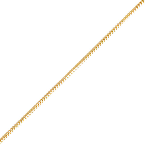 Cuban Link Chain Ifandco 4mm