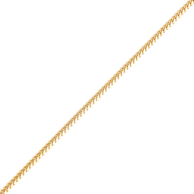 Gold Cuban Link Chain