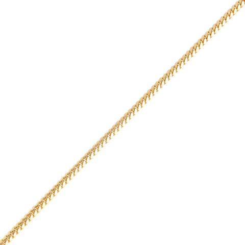 Cuban Link Chain Ifandco 5mm